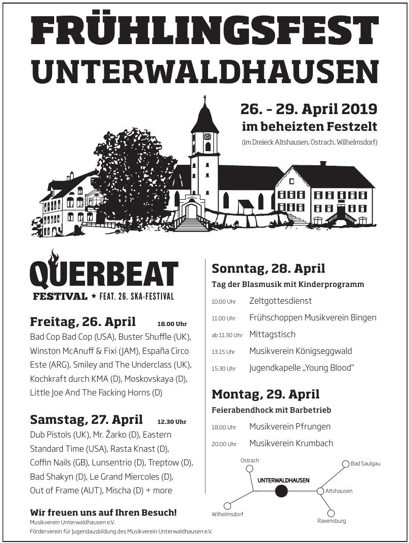Musikverein Unterwaldhausen e.V.