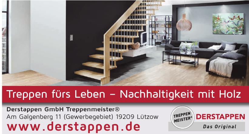 Derstappen GmbH Treppenmeister