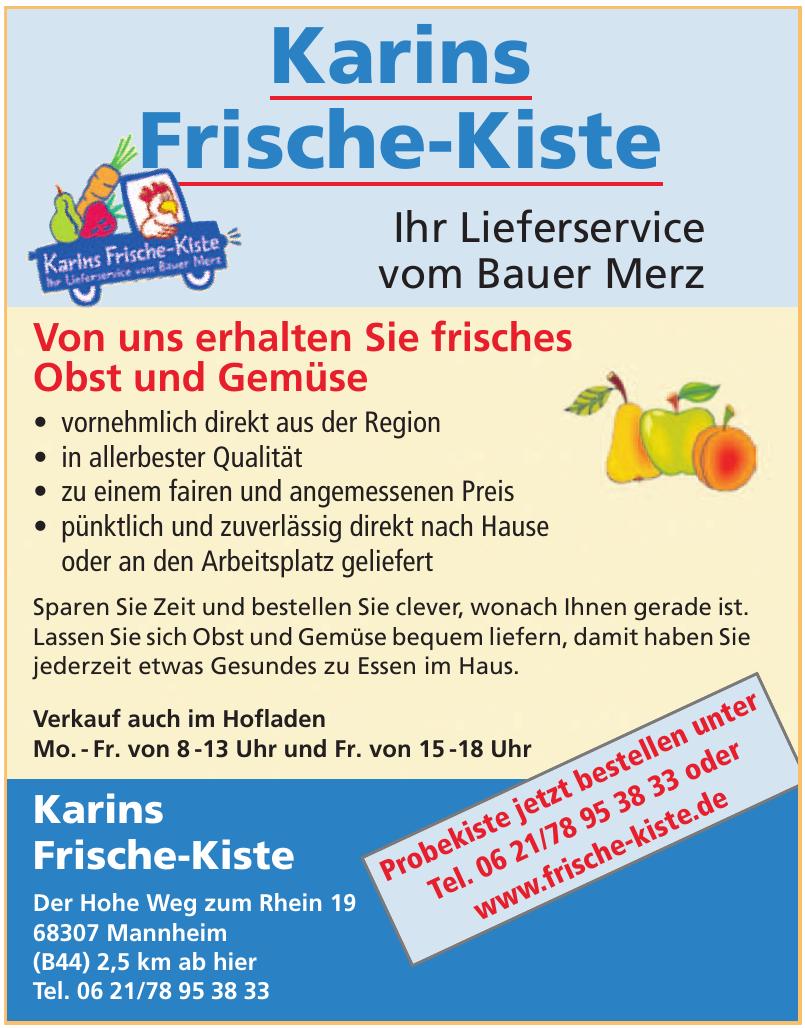 Karins Frische-Kiste