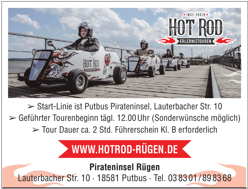 Pirateninsel Rügen GmbH