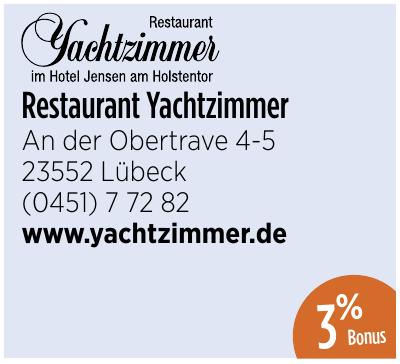 Restaurant Yachtzimmer
