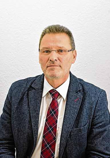 Frank Frenkel. Foto: Gemeinde