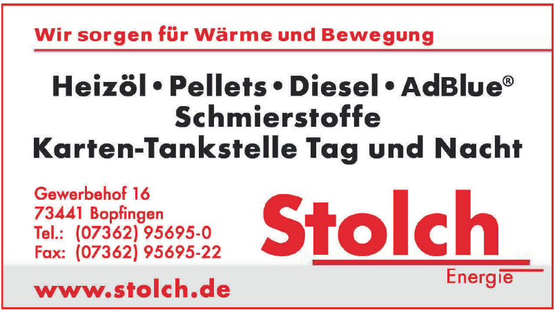 Stolch Energie