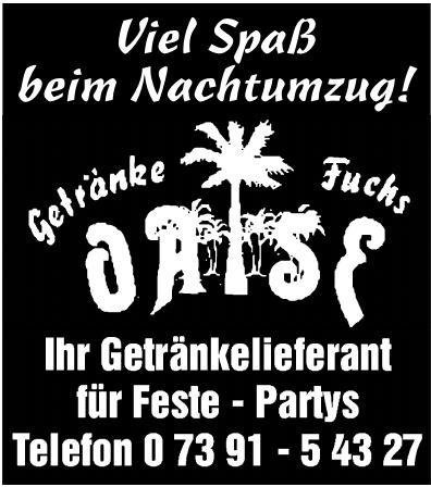 Getränke Fuchs