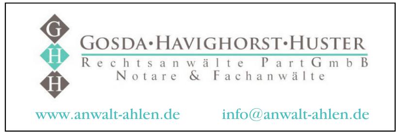 Gosda - Havigshorst - Huster