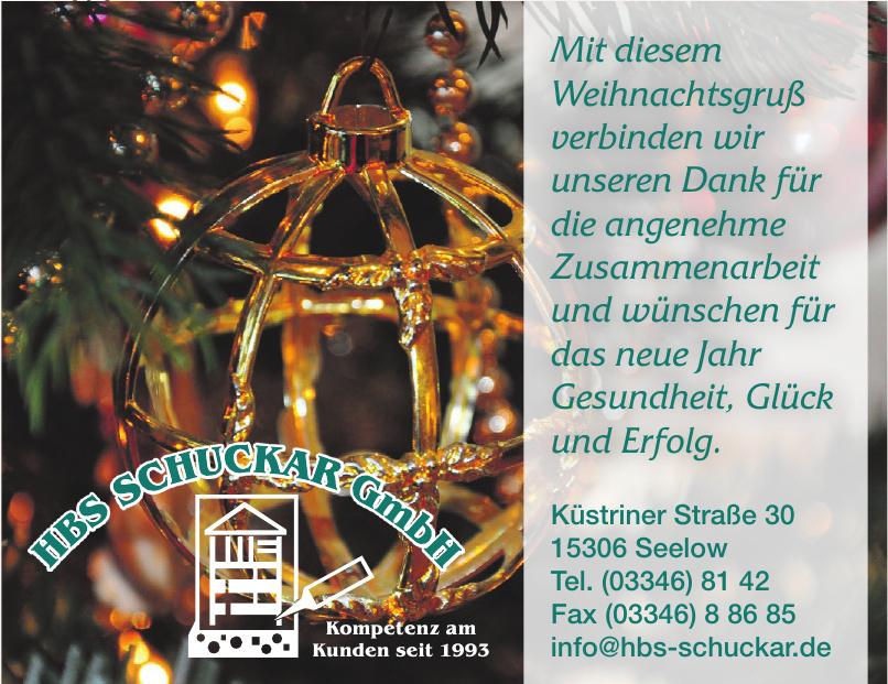 HBS Schuckar GmbH