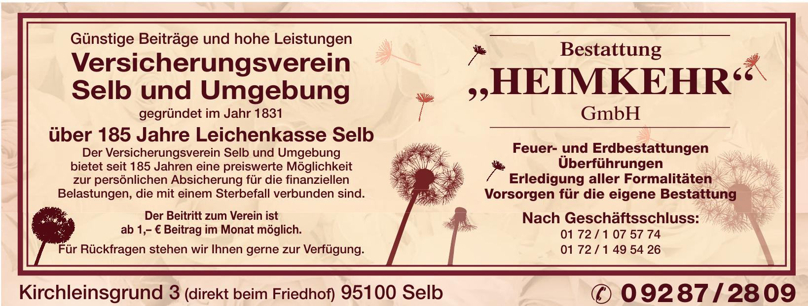 Bestattung Heimkehr GmbH