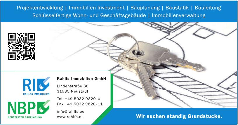Rahlfs Immobilien GmbH