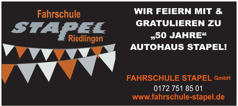 Fahrschule Stapel GmbH