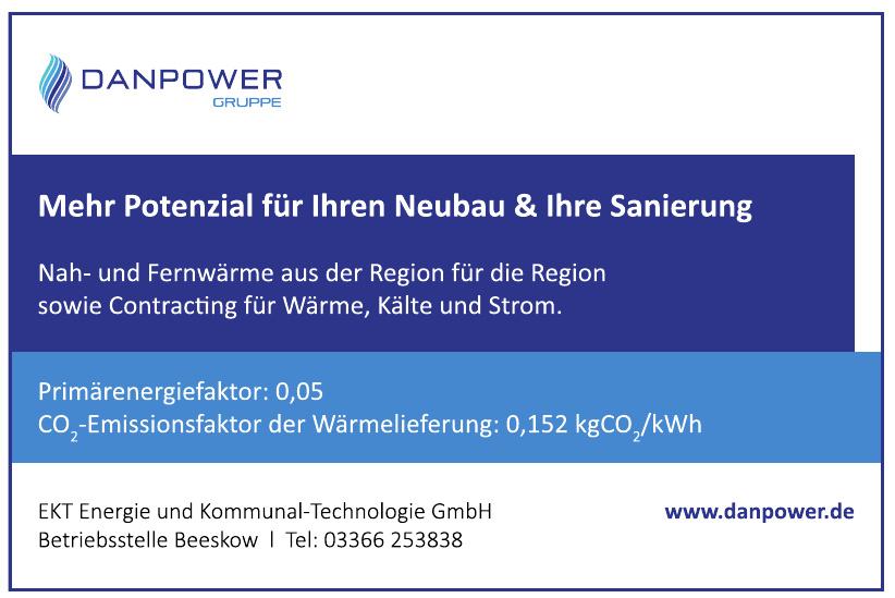 EKT Energie und Kommunal-Technologie GmbH