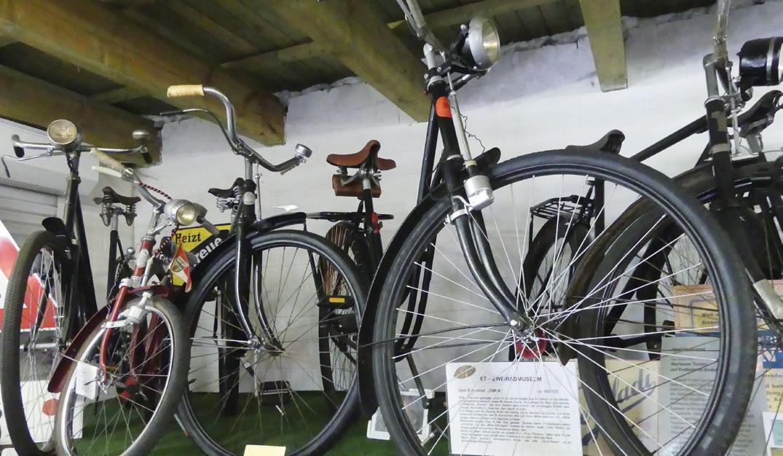 Weil Egon Tantius dieses Opel-Damenrad von 1929 immer wieder kostenlos reparierte, vermachte seine Besitzerin es ihm nach ihrem Tod.