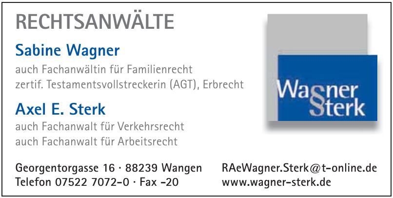Rechtsanwälte Wagner & Sterk