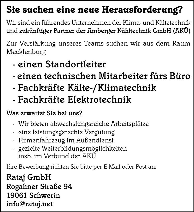 Rataj GmbH