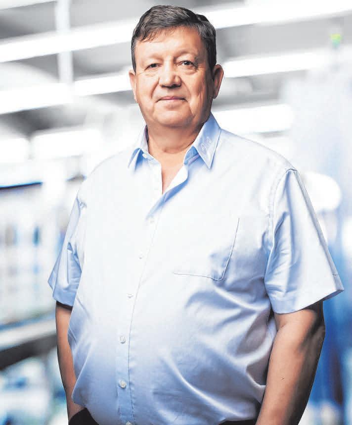 Franz Dehm<div>Gesellschafter - Shareholder</div>