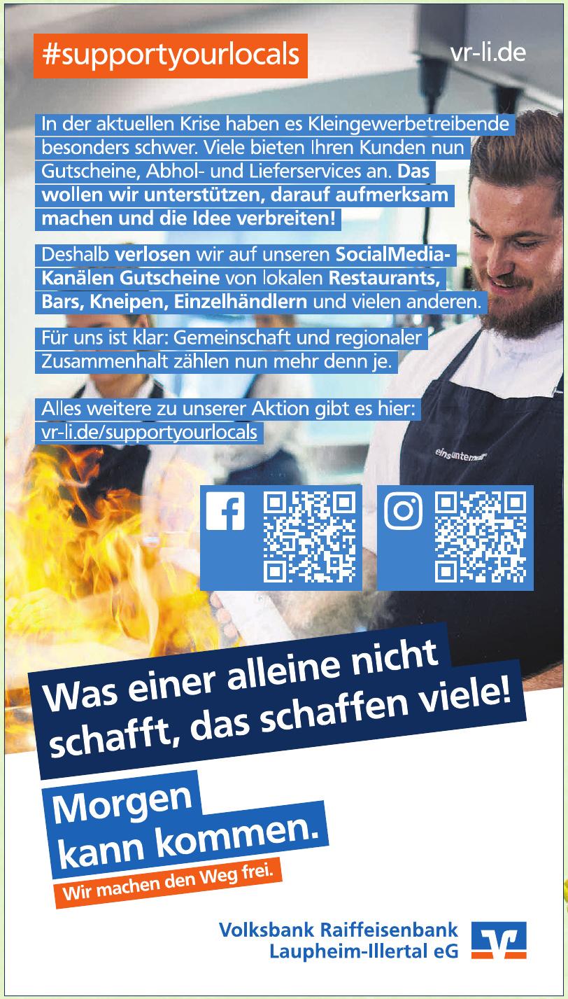 Volksbank Raiffeisenbank Laupheim-Illertal eG