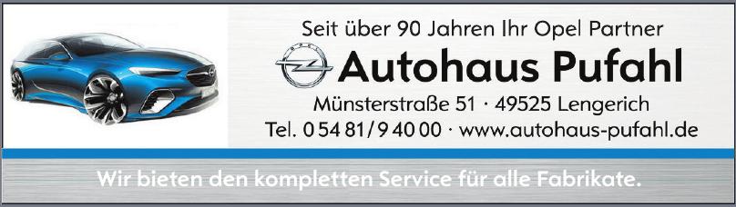 Autohaus Pufahl GmbH & Co.KG
