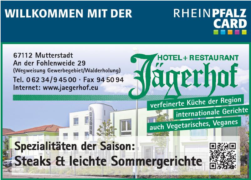 Hotel+Restaurant Jägerhof