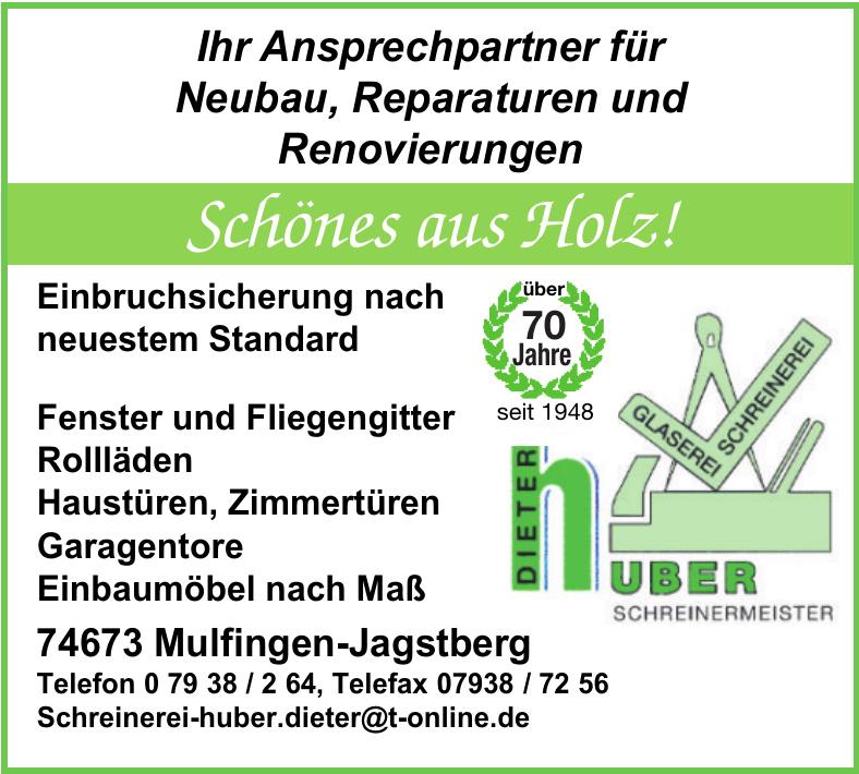 Schreinerei Huber Dieter