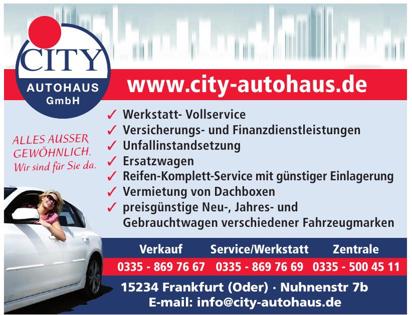 City - Autohaus GmbH