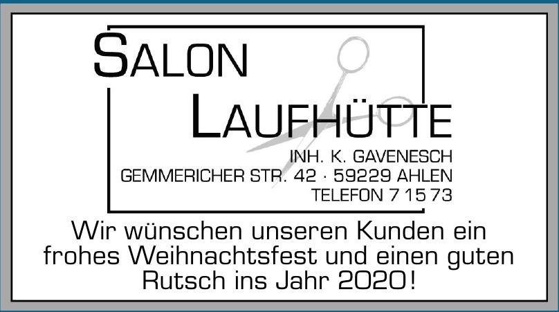 Salon Laufhütte
