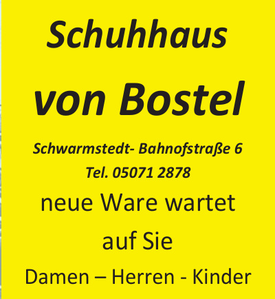 Schuhhaus von Bostel