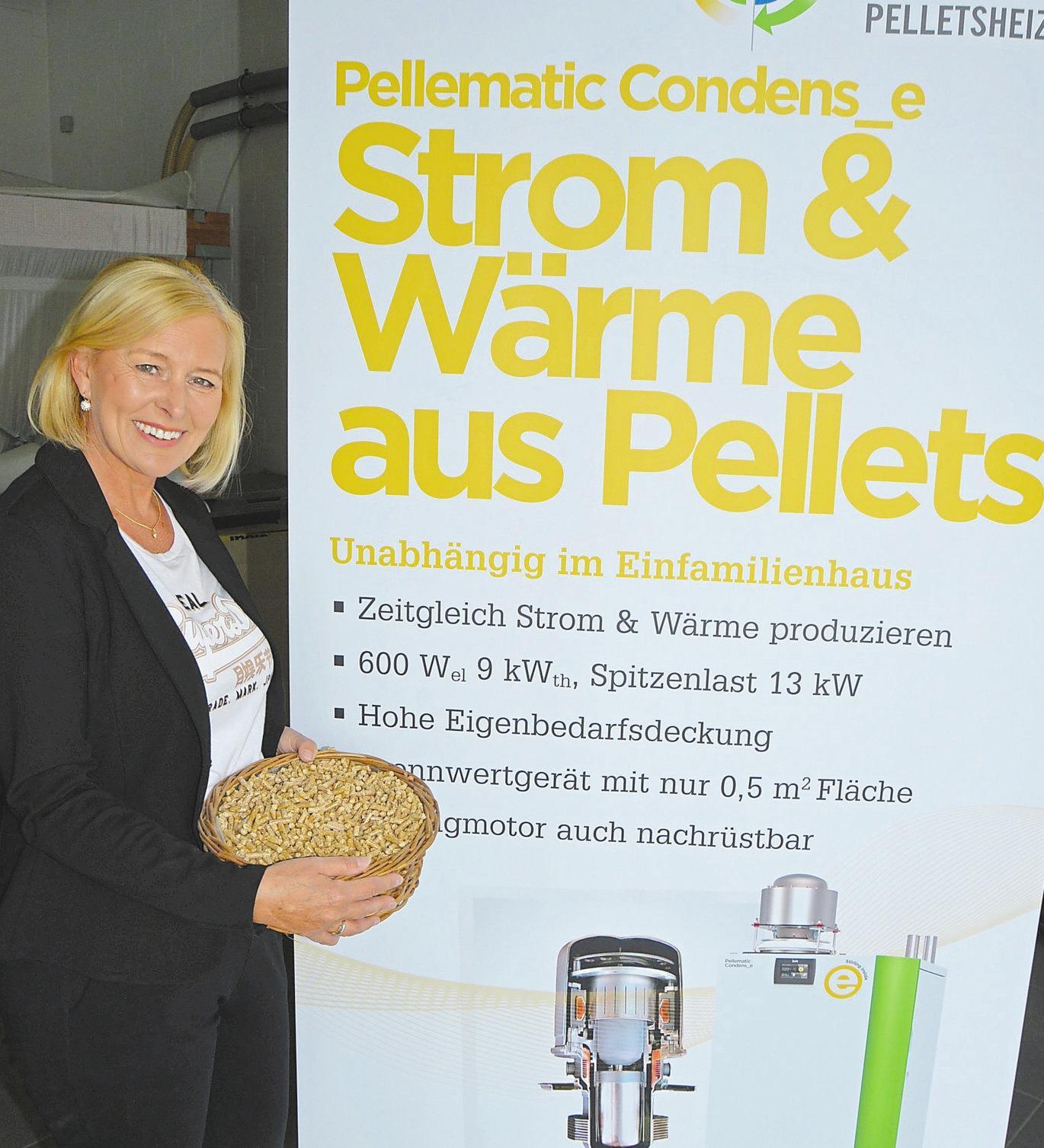 Auch das Thema Wärme steht bei Leefken im Mittelpunkt.