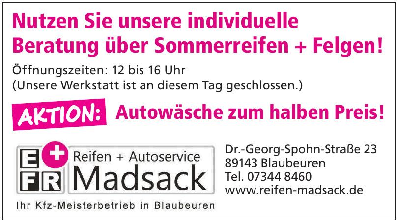 Reifen + Autoservice Madsack