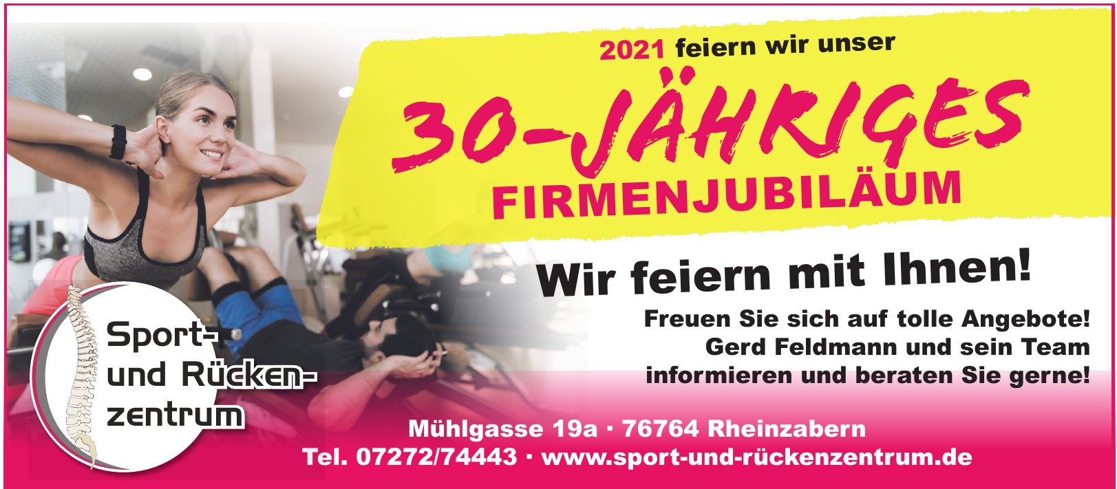 Sport- und Rückenzentrum Rheinzabern