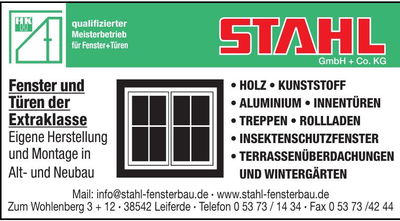 Stahl GmbH & Co. KG
