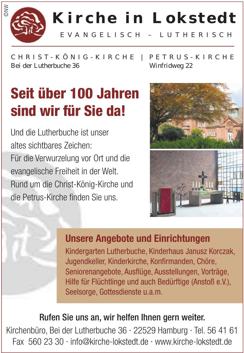 Kirche in Lokstadt