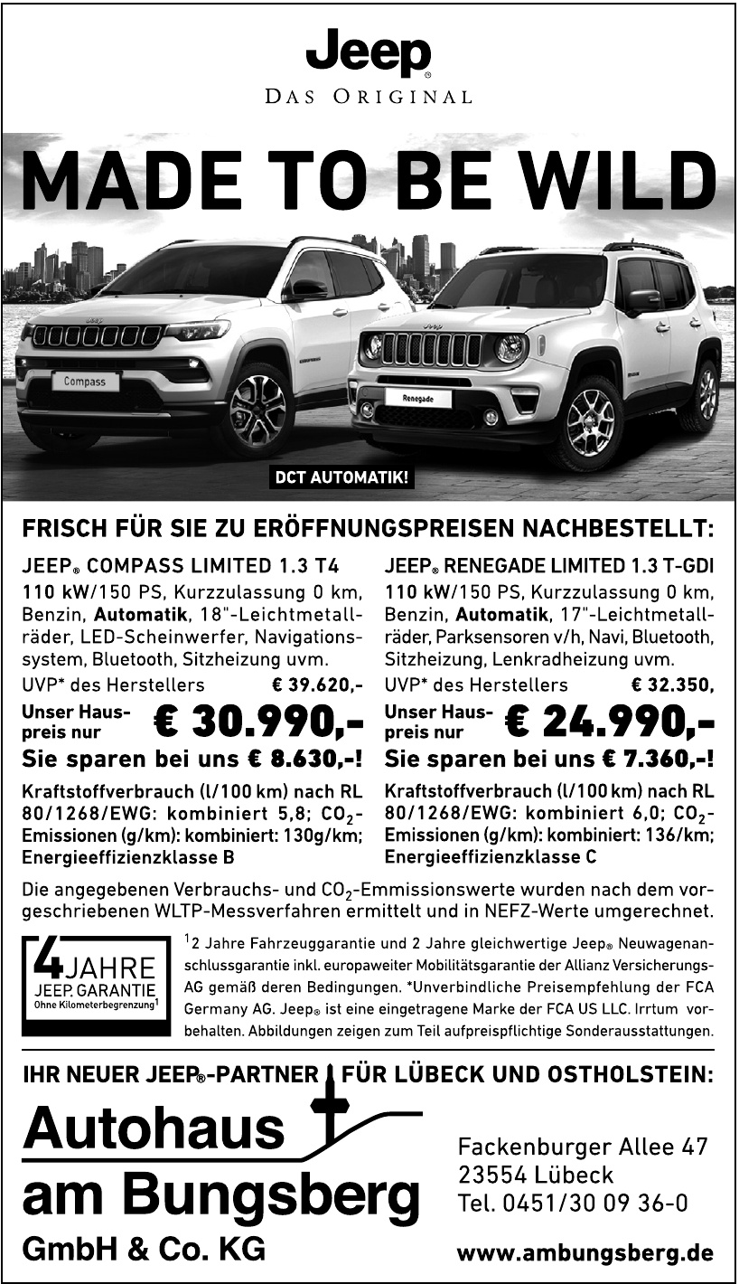 Autohaus am Bungsberg GmbH & Co. KG