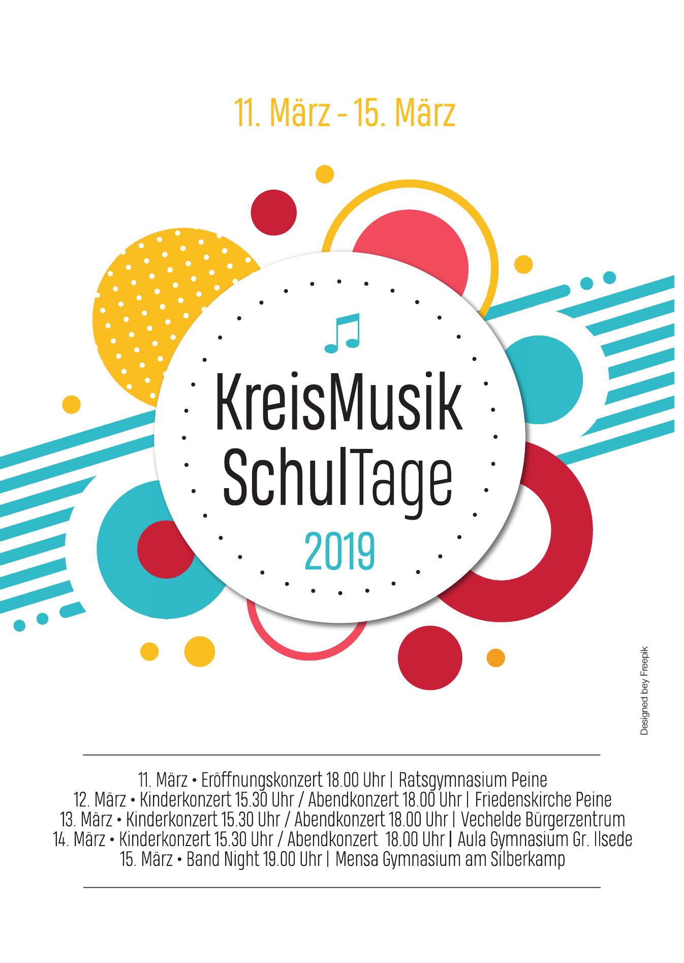 KreisMusik SchulTage 2019