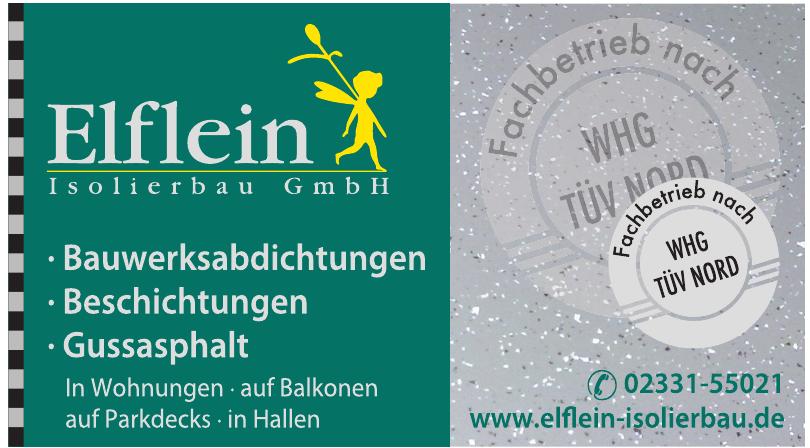 Elflein Isolierbau GmbH
