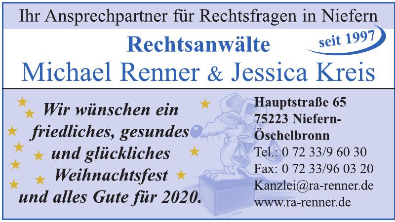 Rechtsanwält Michael Renner & Jessica Kreis