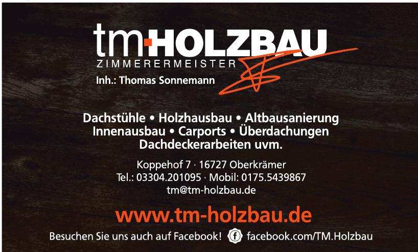 tm - Holzbau