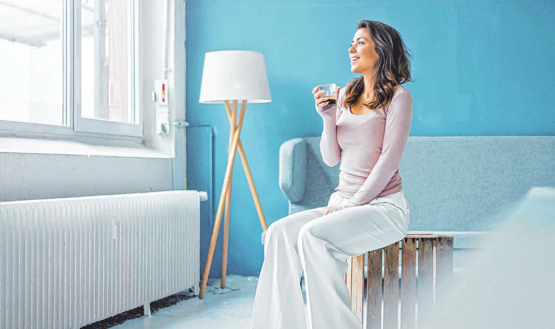Ein regelmäßiger Check der Heizung sorgt für eine effiziente Wärmeversorgung bei möglichst geringem Verbrauch. FOTO:WESTEND61