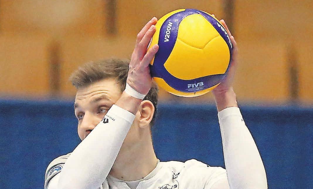 Ein Jahrzehnt dabei: Der Pole Kamil Ratajczak spielt seit dem Jahr 2011 für den Verein.