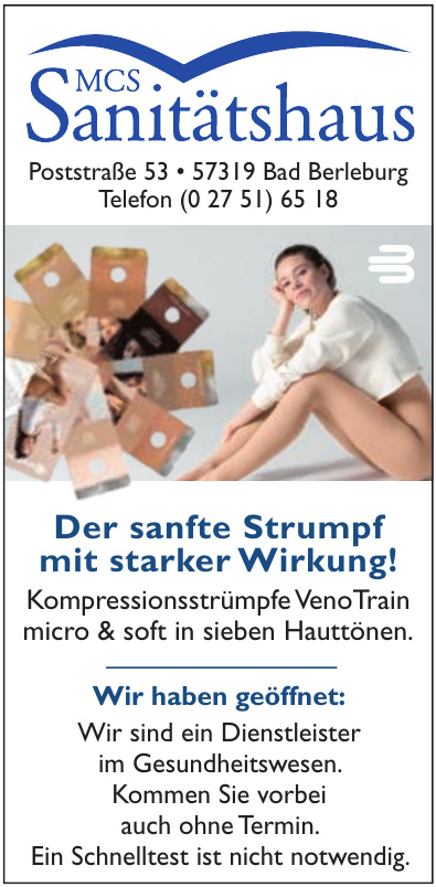 MCS Sanitätshaus Bad Berleburg