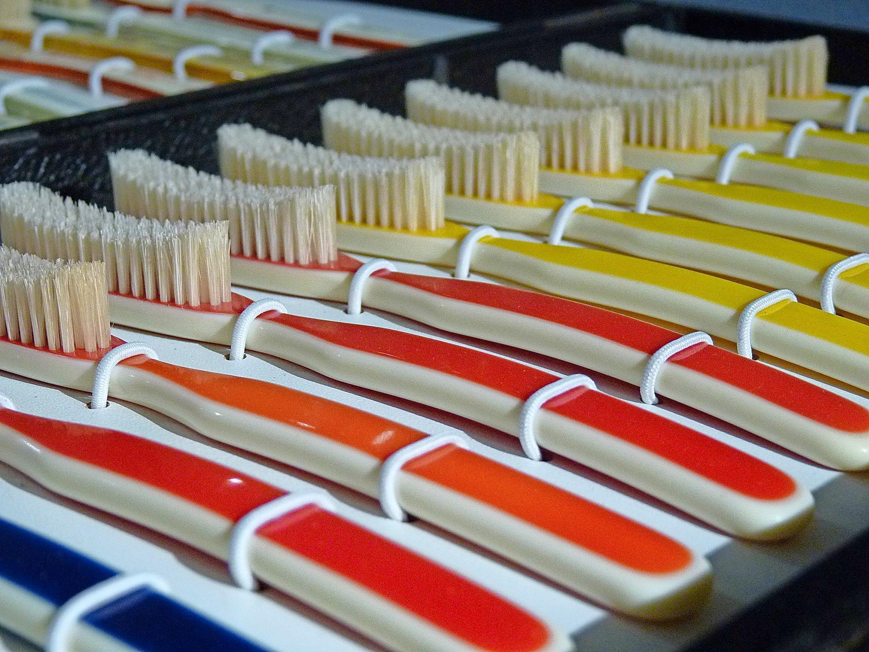 Zahnbürsten aus Todtnau haben Menschen aus aller Welt in Gebrauch.