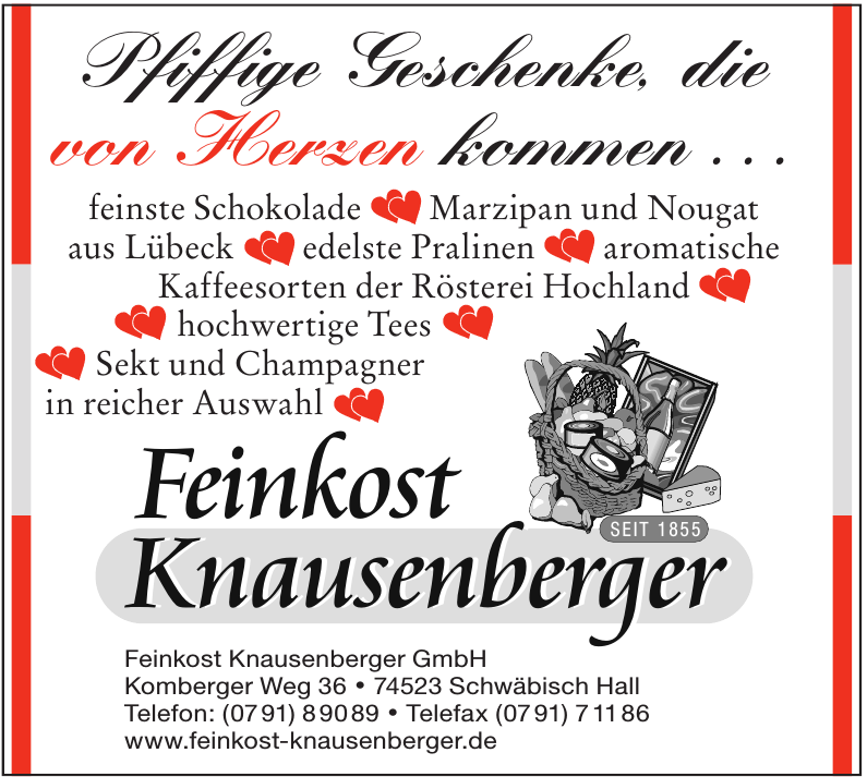 Feinkost Knausenberger GmbH