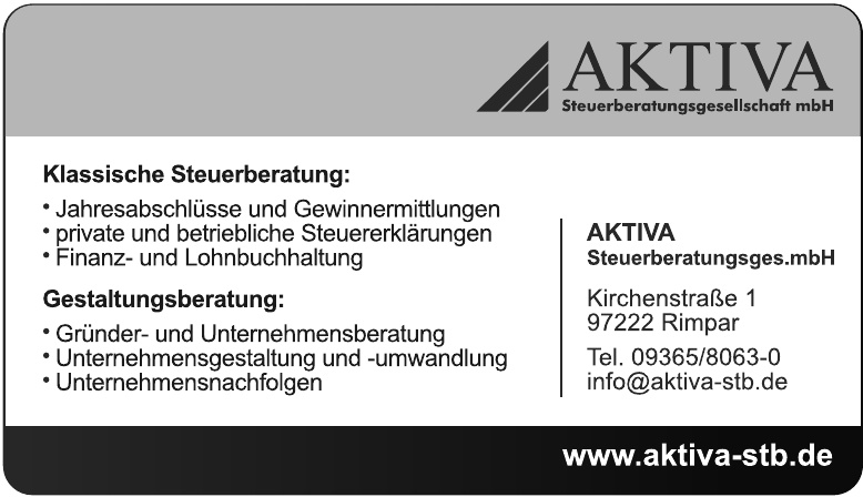AKTIVA Steuerberatungsges.mbH