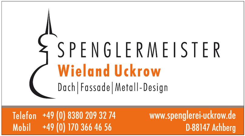 Spenglerei Wieland Uckrow