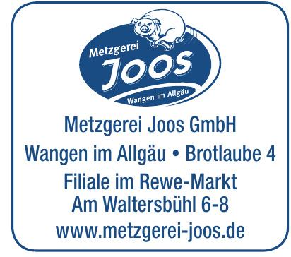 Metzgerei Joos GmbH