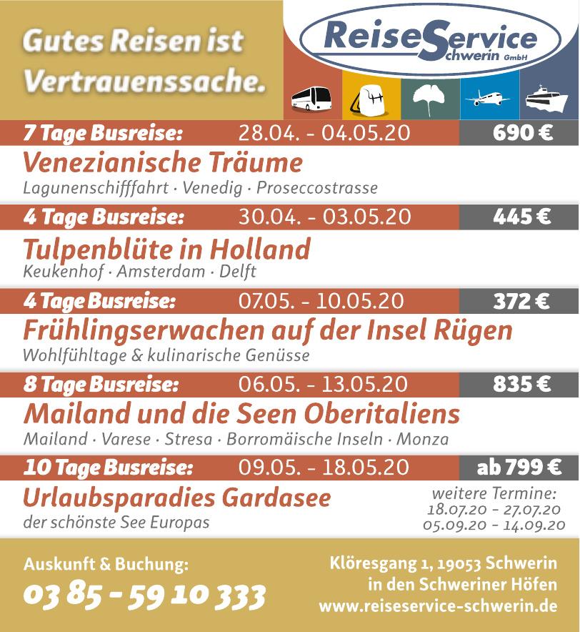 ReiseService Schwerin GmbH