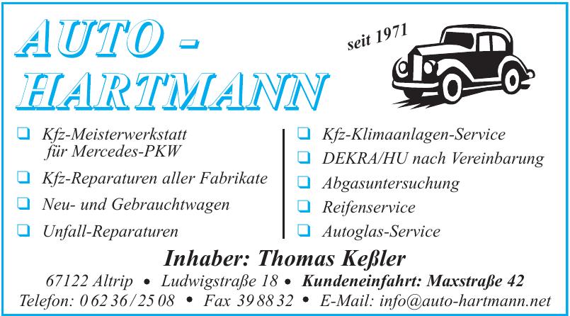 Auto - Hartmann