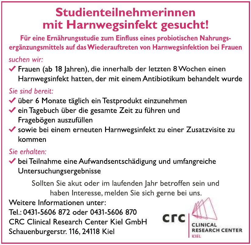 CRC Clinical Research Center Kiel GmbH