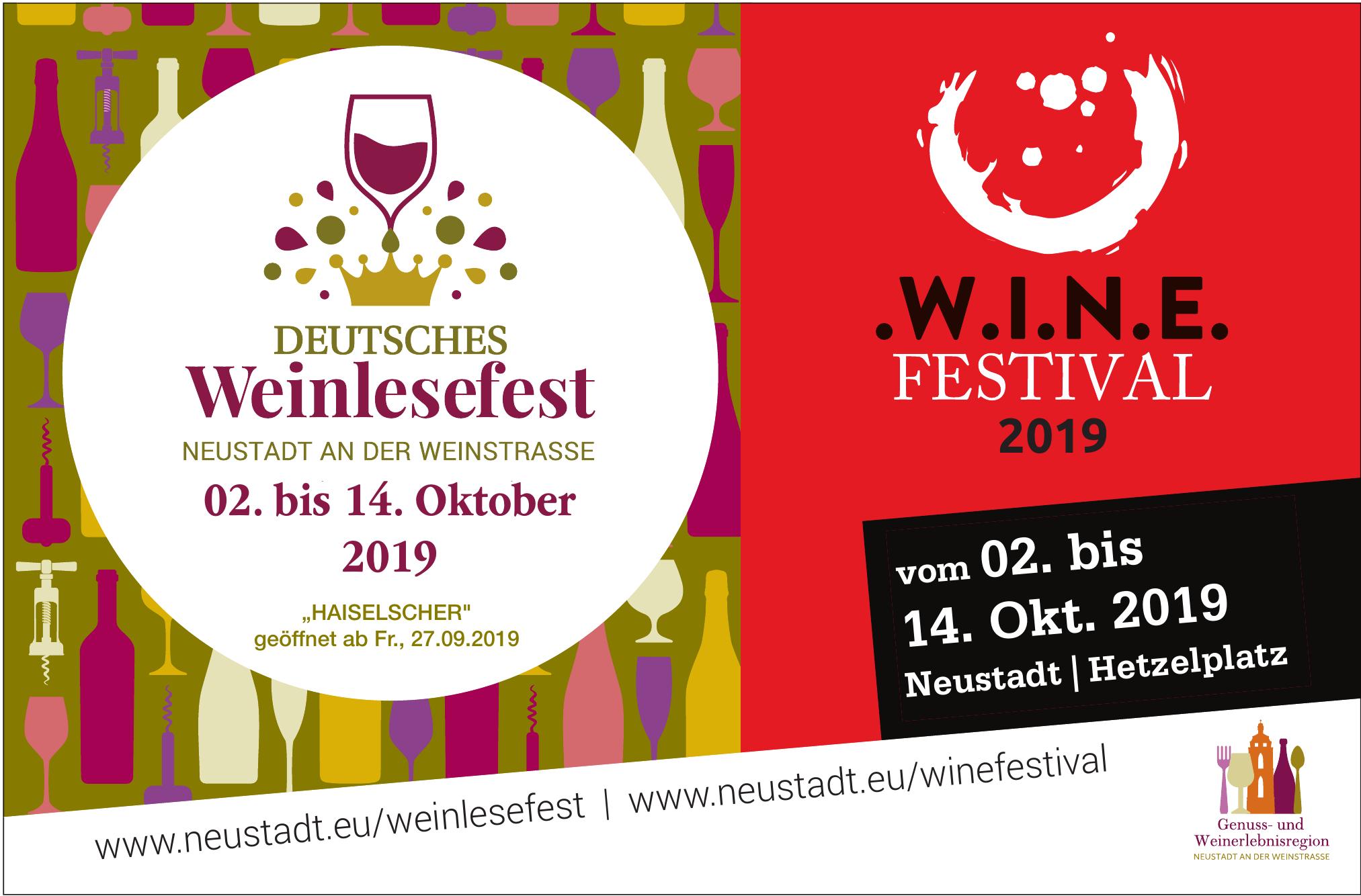 Deutsches Weinlesefest