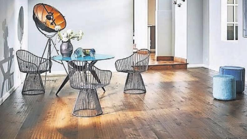 In 180 Ausstellungsräumen mit einer Gesamtfläche von 5600 Quadratmetern präsentiert Parkett Dietrich stilvolle Parkette und Holzböden.