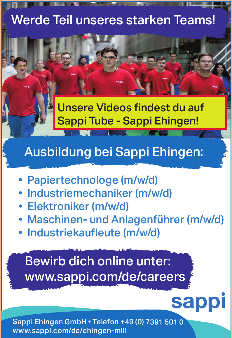 Sappi Ehingen GmbH