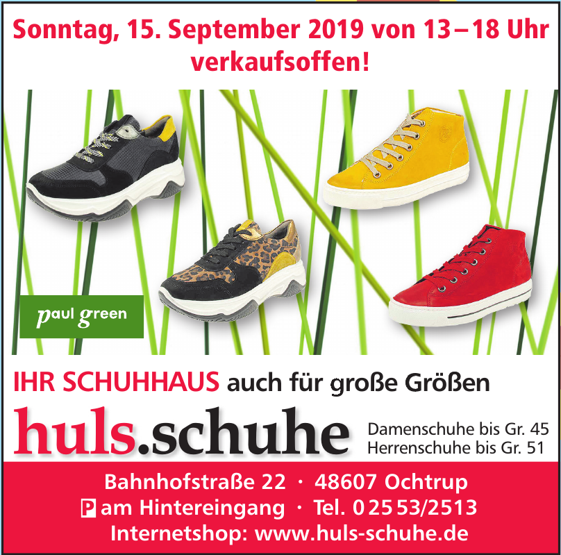 Huls Schuhe